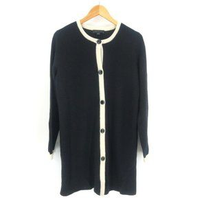 Ann Taylor Duster Cardigan Sweater Womens M New
